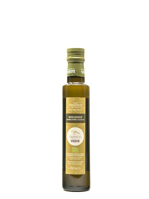 Biologico-250ml-Olio-extravergine-doliva-Oleificio-Fratelli-Vieste