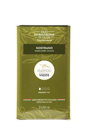 Nostrano-3l-Olio-extravergine-doliva-Oleificio-Fratelli-Vieste