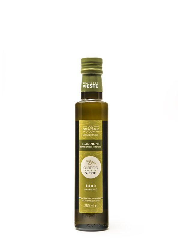 Tradizione-250ml-Olio-extravergine-doliva-Oleificio-Fratelli-Vieste